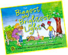 biggest and brightes light book